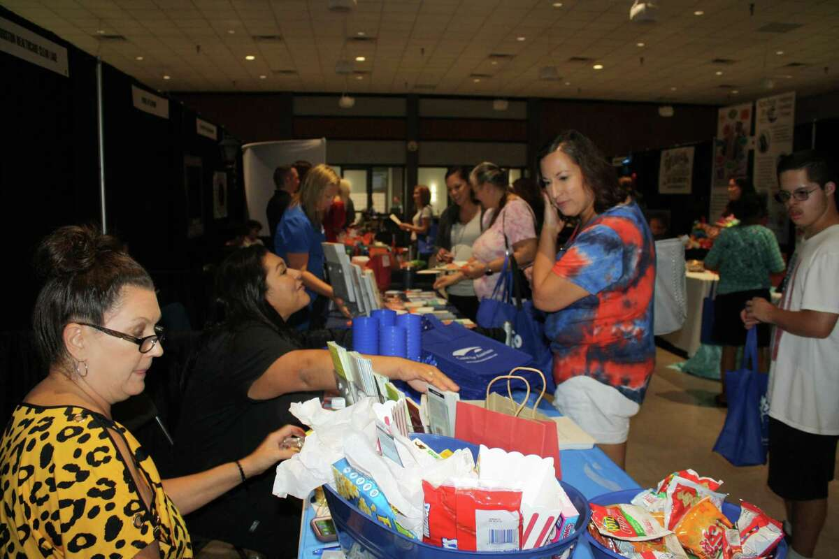 The League City Chamber of Commerce is hosting its annual business expo on July 22 at the Johnny Arolfo Civic Center. The event provides networking opportunities and a chance for the community to learn more about local businesses.