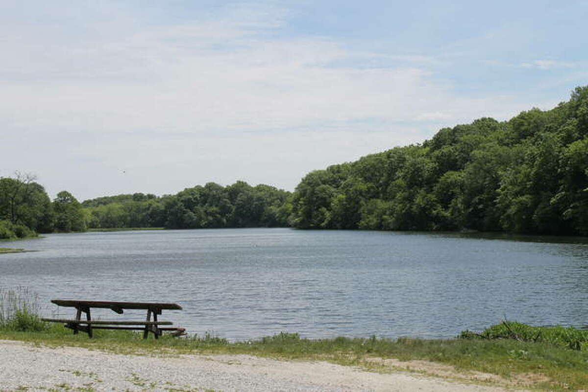 Mount Sterling Lake is one of the highlights of Brown County, which was rated by the online site Niche.com as one of the top places to live in Illinois.
