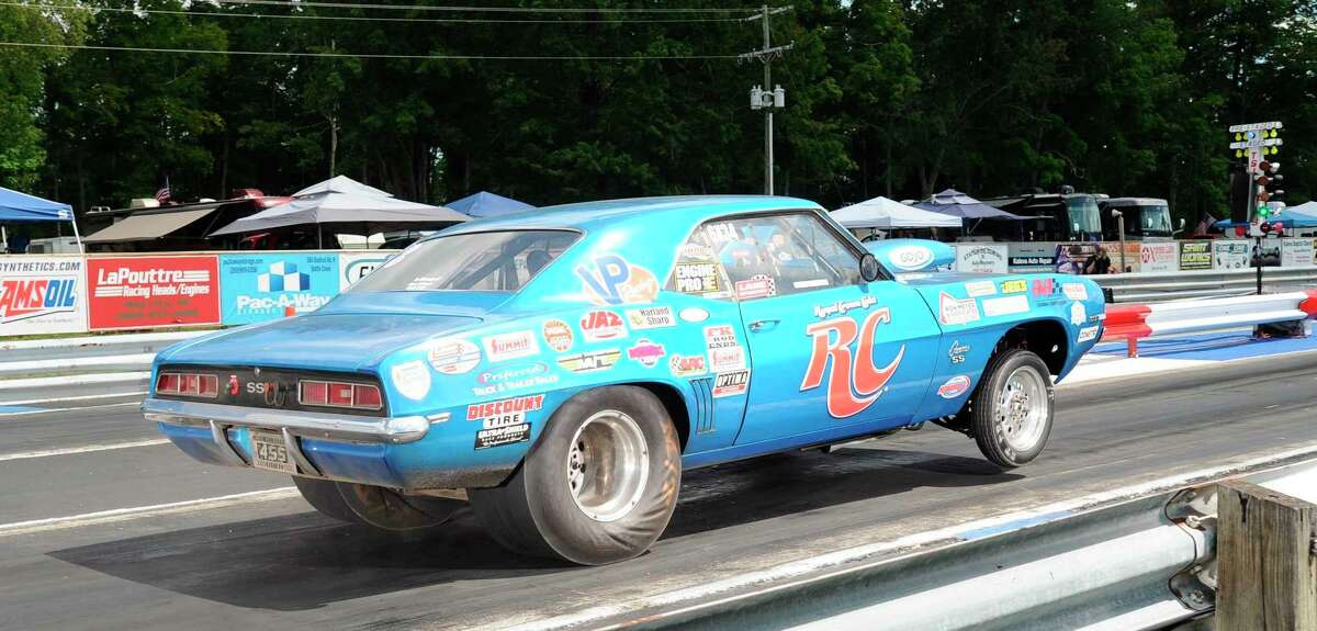 The '69 Camaro of Dan Gorby (Sheridan, MI) is an annual competitor in the Bowtie Challenge. He was runner-up in the $5,000 to win Bracket II class in 2016. This weekend he is hoping to claim the $7,500 top prize. (Courtesy photo)
