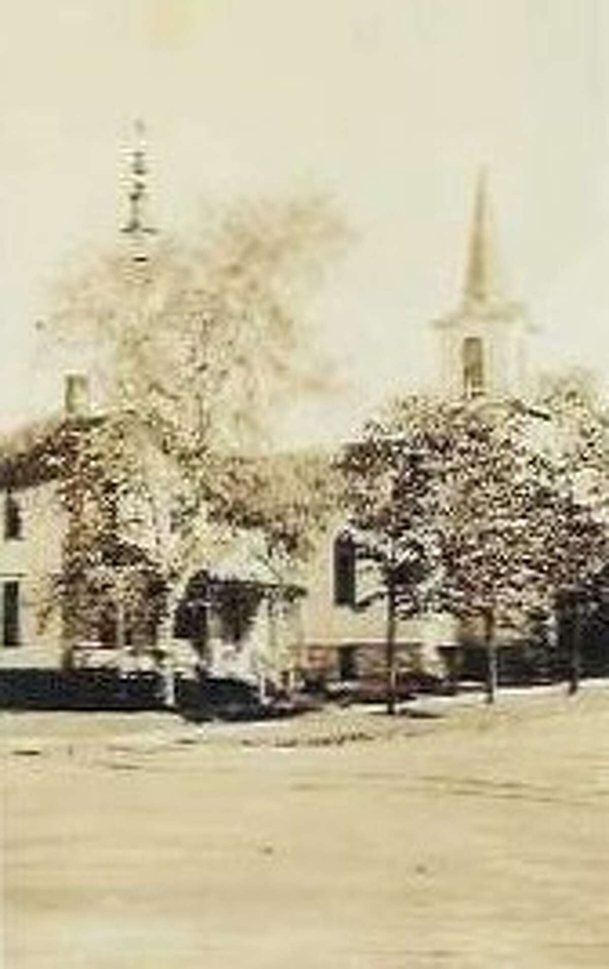 The Danish Lutheran Church in Manistee is now the Old Kirke Musuem. It is the oldest Danish Lutheran Church in America still with its doors open to the public.