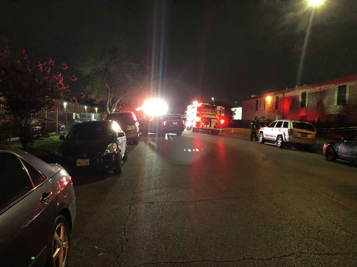 A man was killed Wednesday night in a shooting inthe 6300 block of Werner, according to Houston police.
