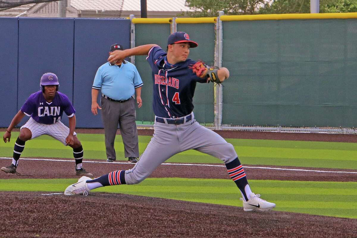 Bridgeland High School junior Justin Kim was named the 2021 District 14-6A Newcomer of the Year.