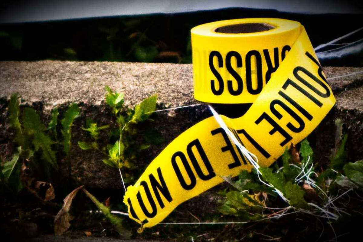 Crime Tape illustration