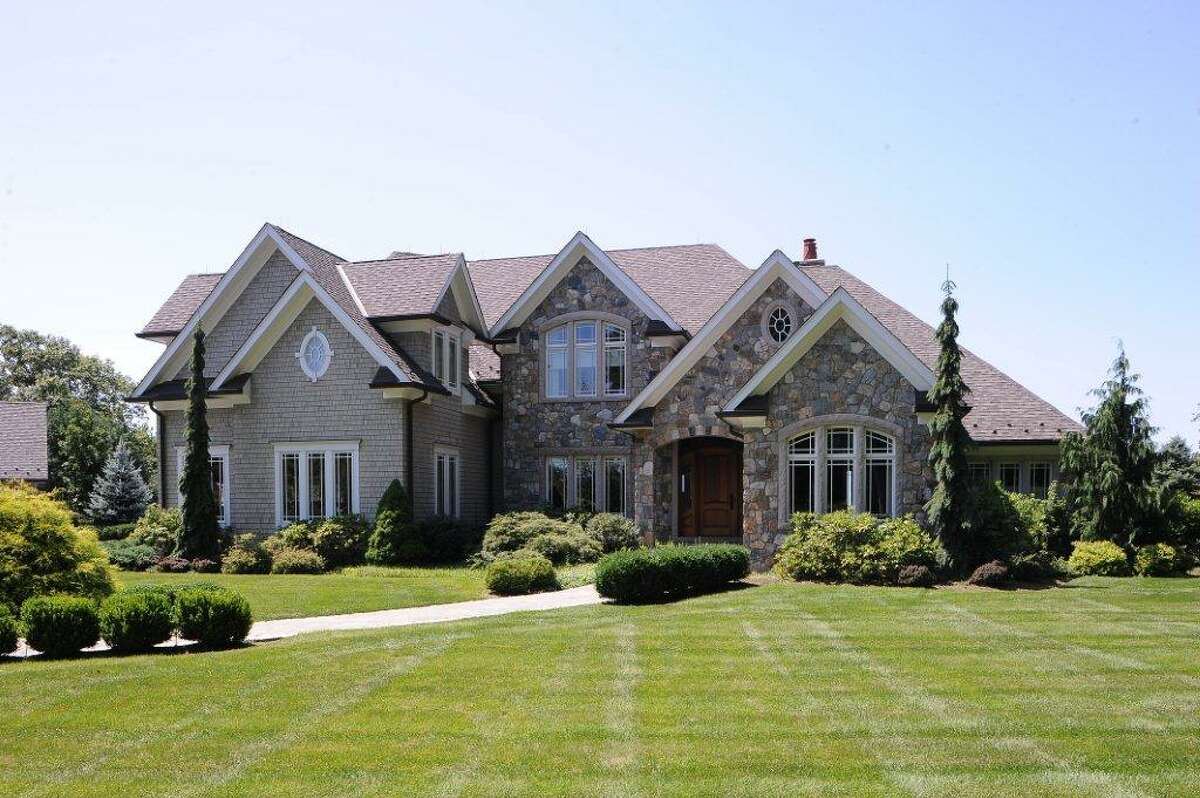 The home at 11 Petersons Lane in Danbury is on the market for $3,200,000.