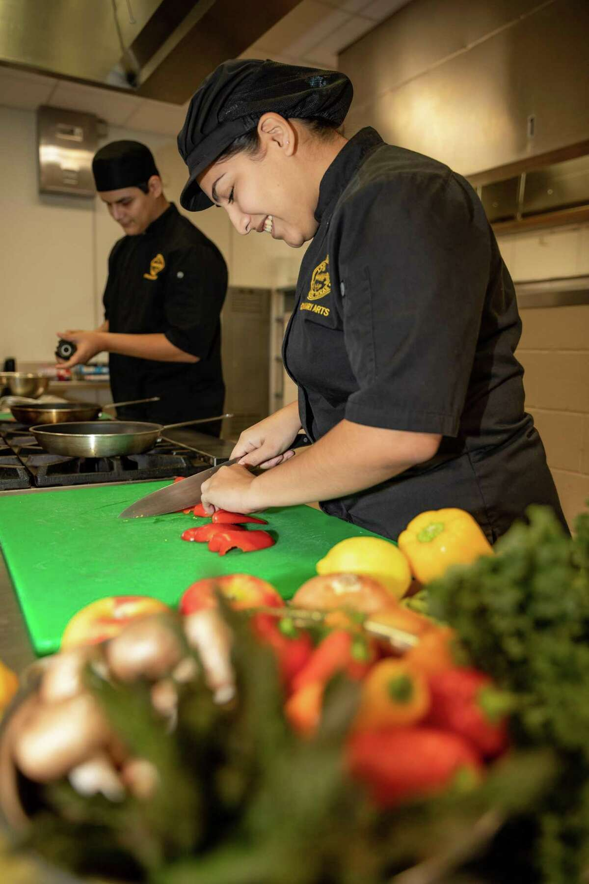 Laredo College is offering programs such as Culinary Arts and Child Development at its south campus.