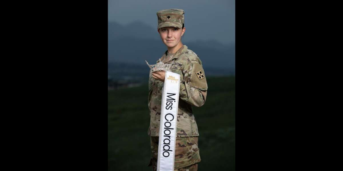 Katy native and Fort Carson soldier, was crowned Miss Colorado 2021. She is the first solider to represent the state and will compete in the Miss America 2022 pageant.