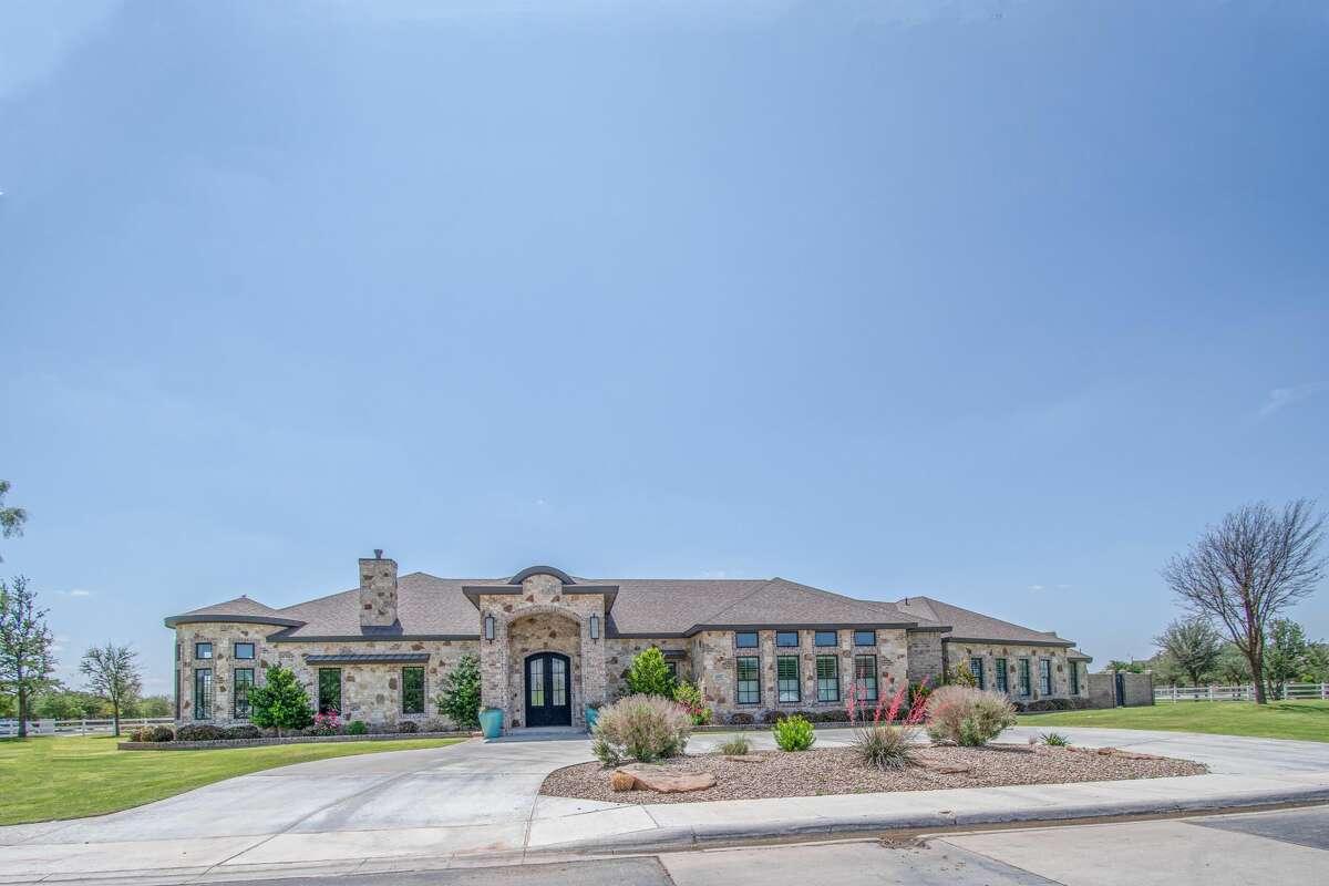 6007 Dunbarton Oaks Blvd is on the market for $2,345,000.