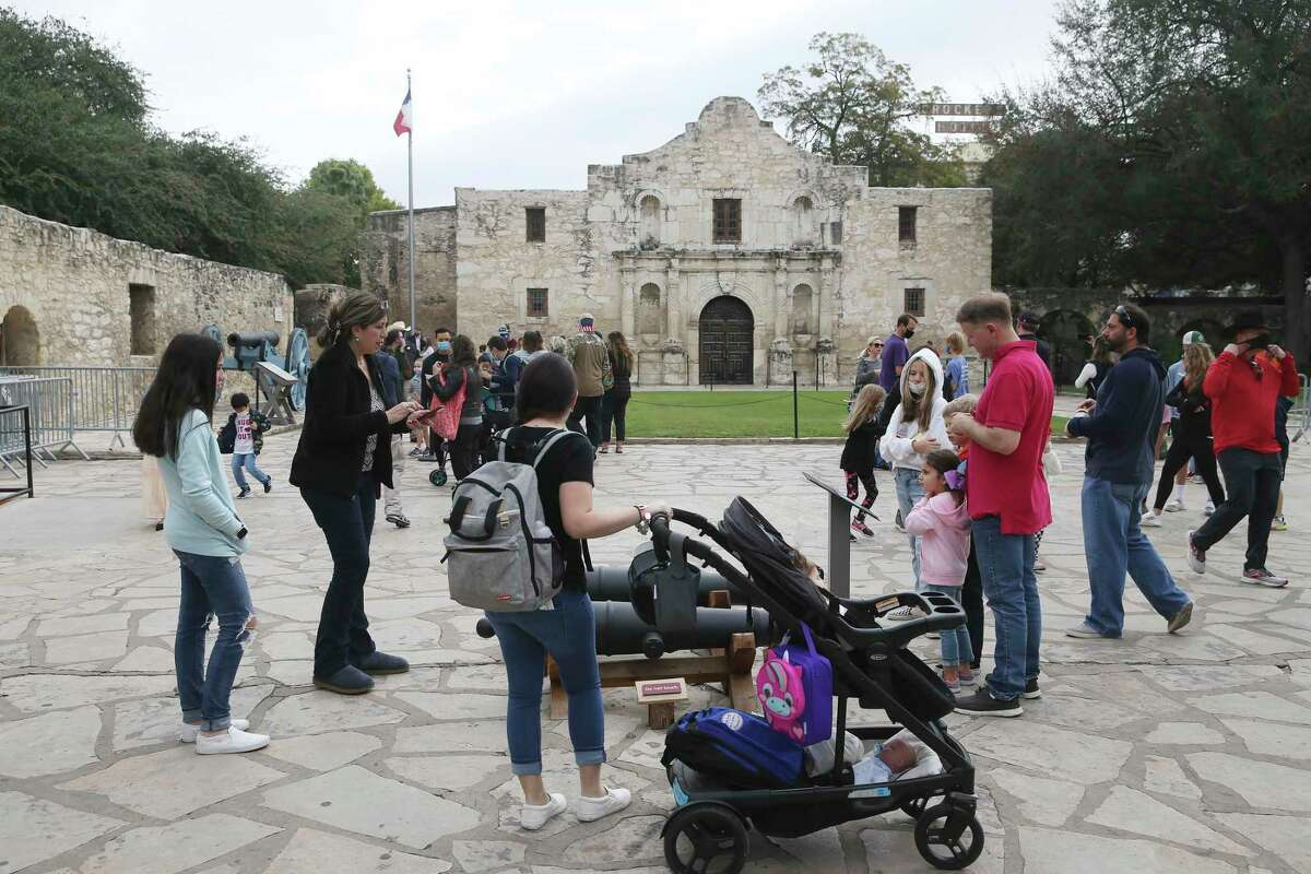 Is the Alamo's essential meaning an ode to our cultural identity rooted in Spanish-Mexican and Indigenous communities - or should the Alamo remain frozen in place as a master symbol of our state's post-Hispanic modernity of racial superiority?