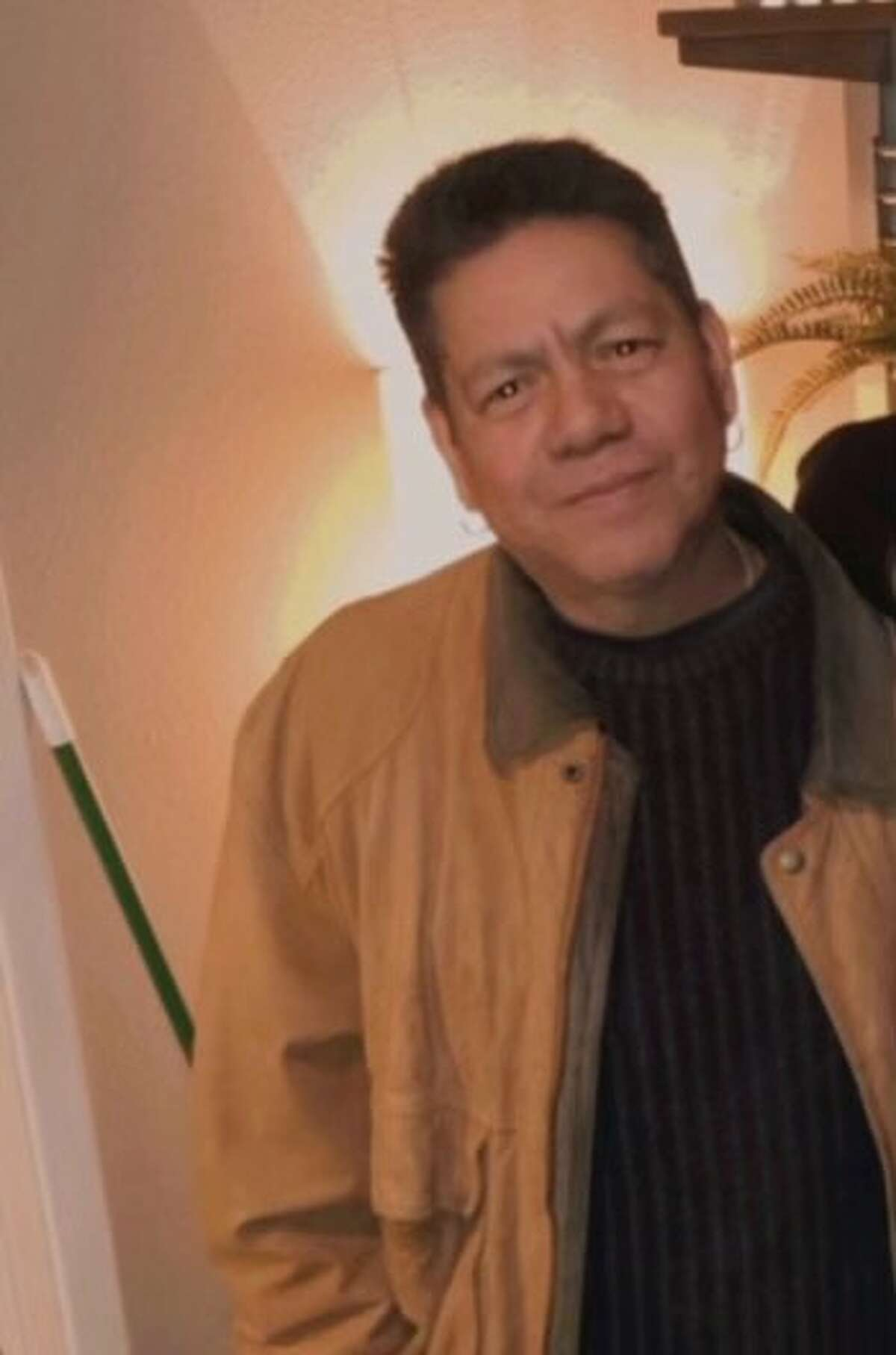 Rene Pecina, 51, died after swimming at a Corpus Christibeach on the Fourth of July.