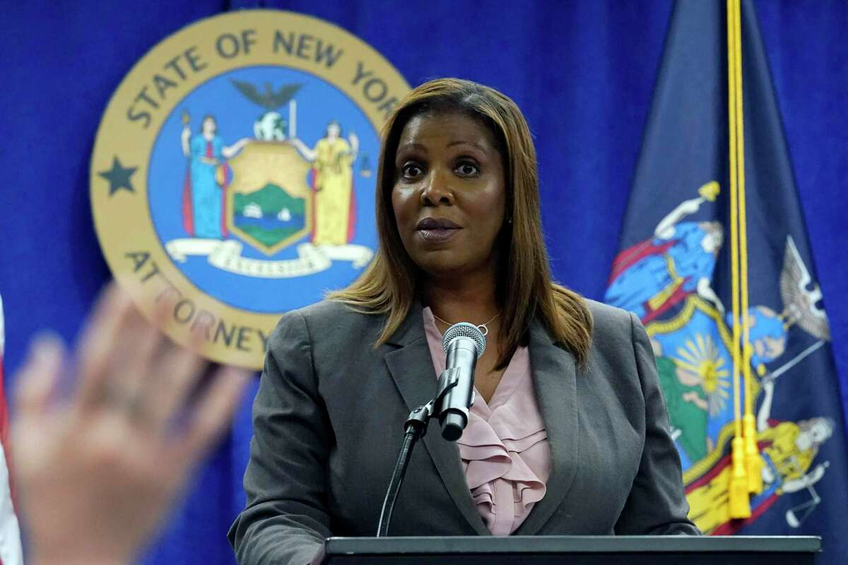 New York Attorney General Letitia James is one of 15 state attorneys general who have agreed to support a modified version of Purdue Pharma's settlement plan.