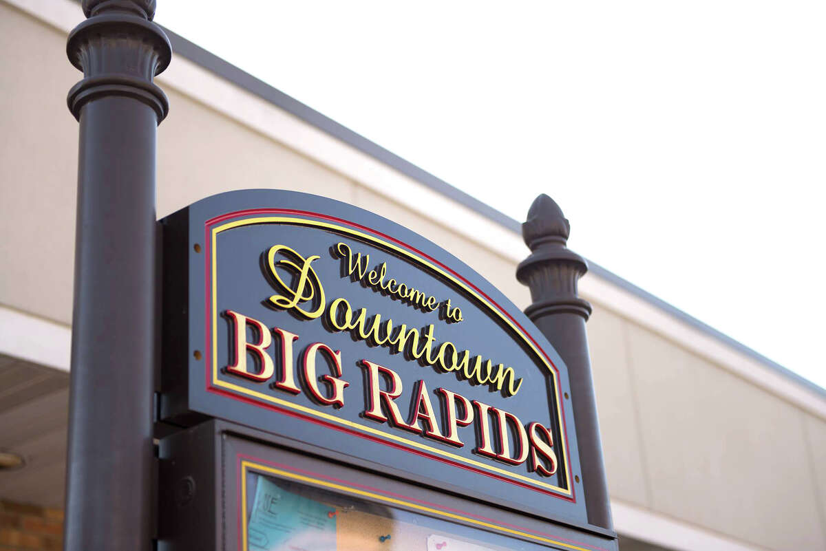 Big Rapids Mayor Tom Hogenson told city commissioners the state of the city is strong, viable and productive in all aspects of city activities as he presented his final state of the city address.
