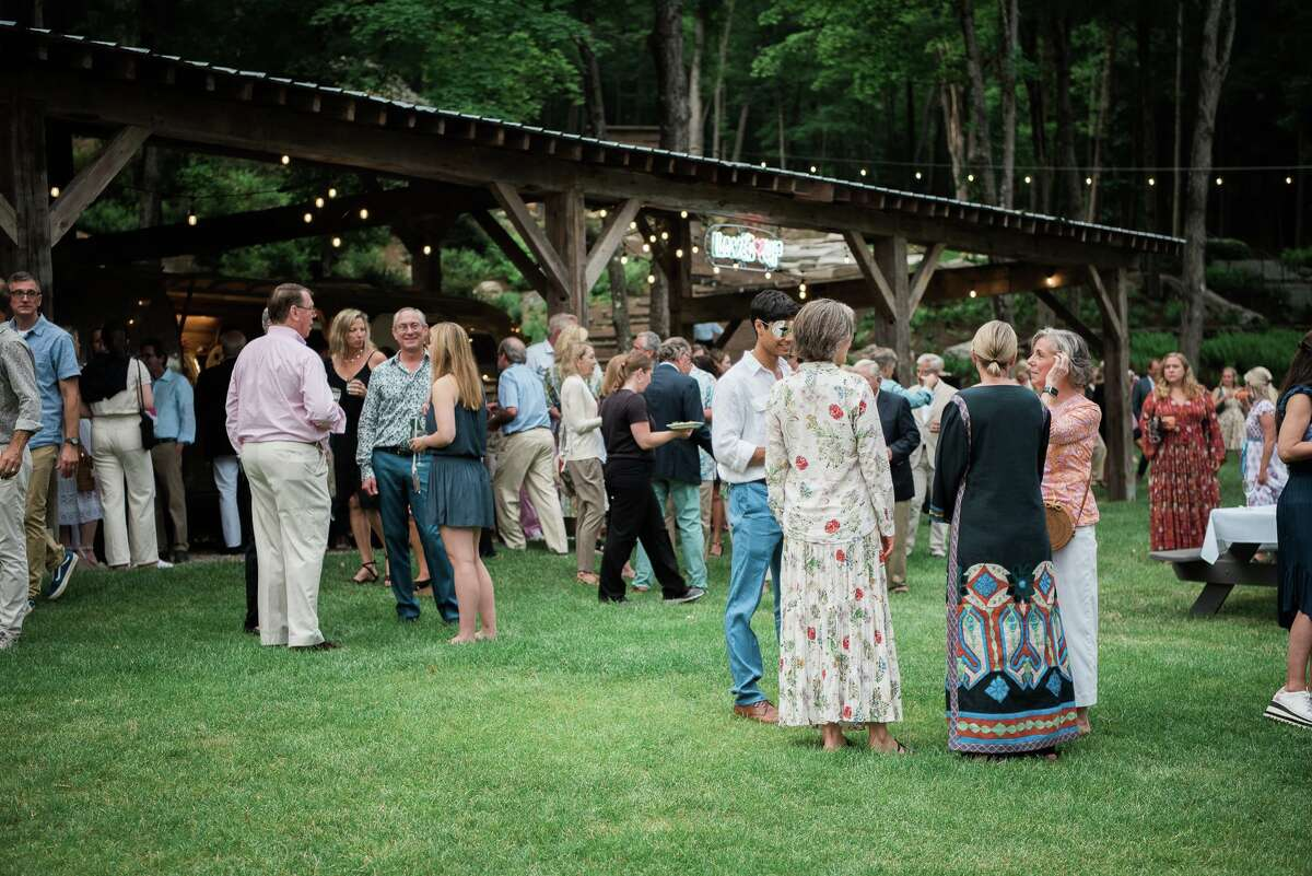 Greenwoods Counseling held a gala fundraiser at Spring Hill in Washington.