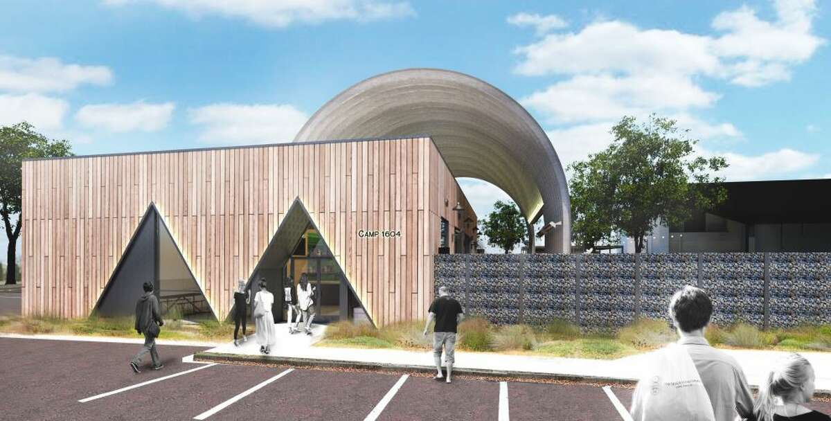 Austin-based company KPG Hospitality plans on bringing a huge new camping-inspired beer garden on the city's Northwest Side at 5535 N Loop 1604, near major attractions like Andretti Indoor Karting and Top Golf.