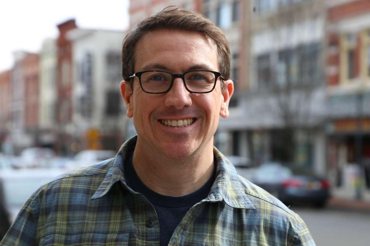Michael Barrett, executive director of ADK