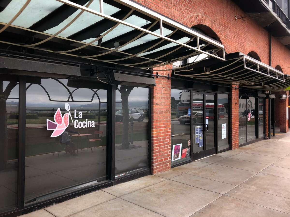 Nonprofit La Cocina is operating a pop-up retail shop at Ghirardelli Square through the end of 2021.