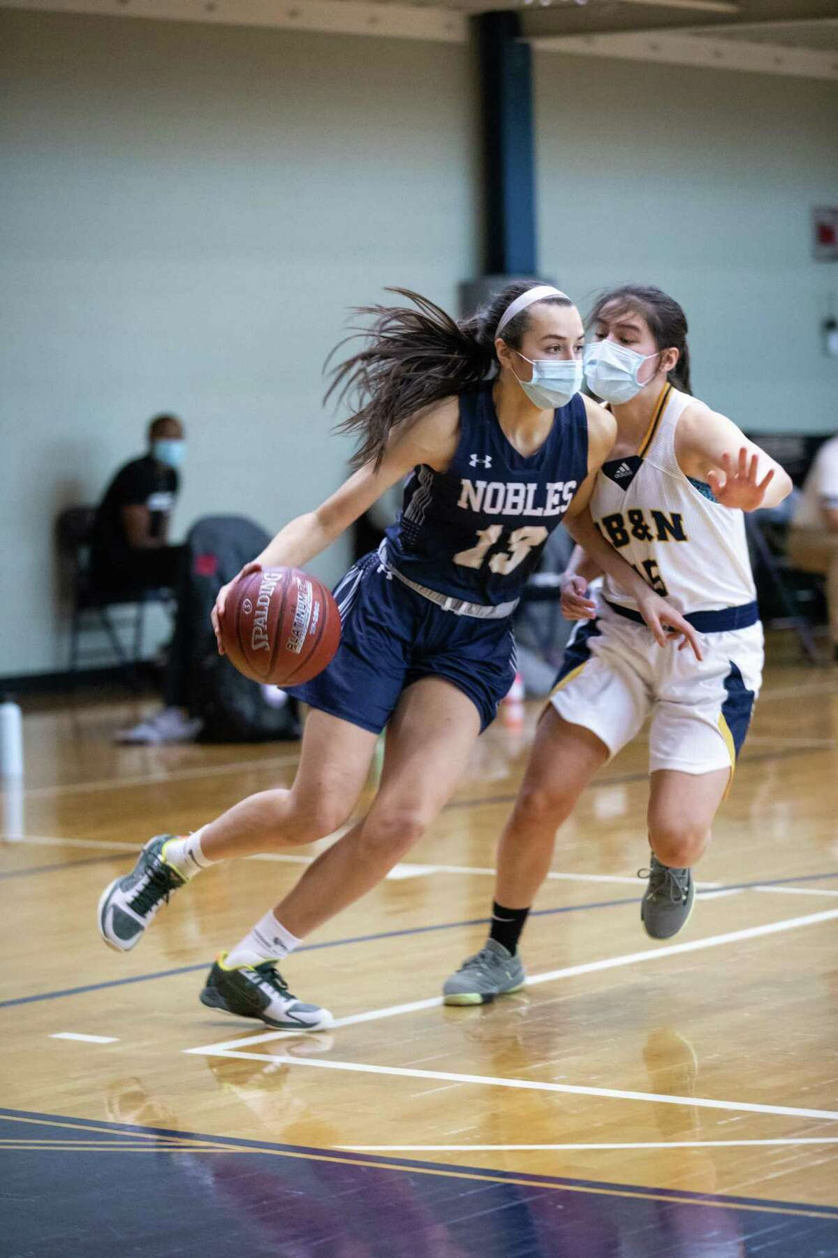 UConn recruit Caroline Ducharme, playing for Nobles and Greenough School.