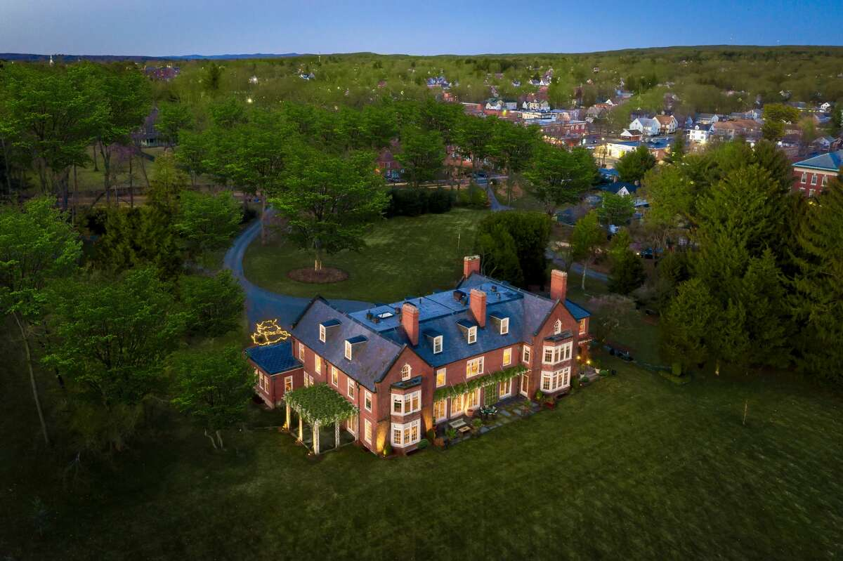 The Philip Cheneymansion, located on 50 Forest Street in Manchester, Conn., was once owned by the Philip Cheney, the ninth son of 1900s silk magnate Knight Dexter Cheney.