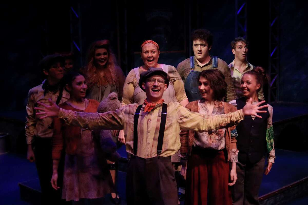 """COM Theatre's production of """"Urinetown"""" is onstage July 8-25."""