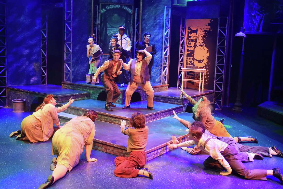 """Tickets to """"Urinetown"""" are $10, $15 and $20 by section ($10 for streaming). Performances are free to all college and high school students with a valid school ID."""