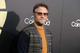 UNIVERSAL CITY, CALIFORNIA – JUNE 26: Seth Rogen attends CTAOP's Night Out on June 26, 2021 in Universal City, California. (Photo by Rich Fury/Getty Images for CTAOP)