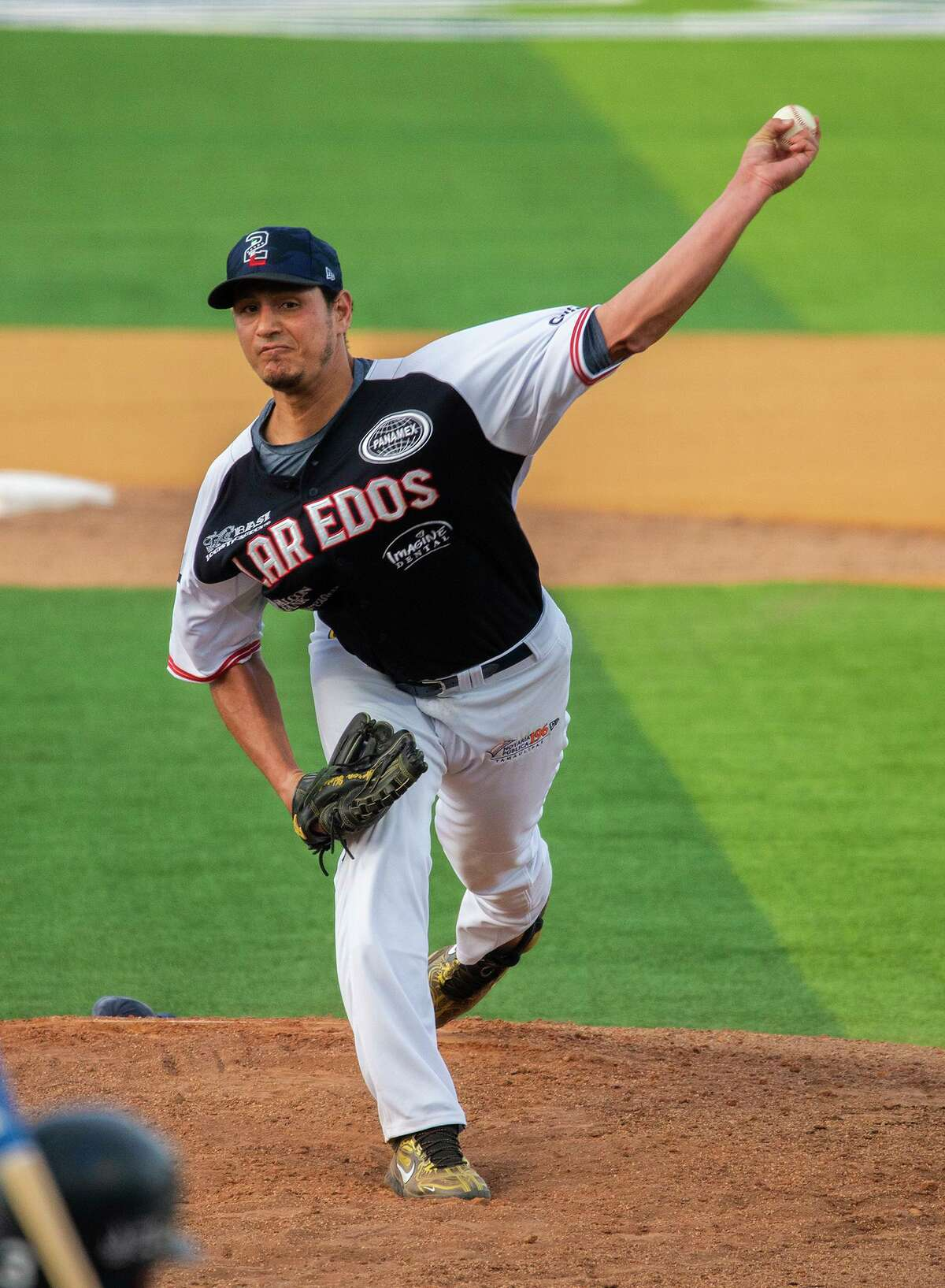 Wilfredo Ledezma and the Tecolotes Dos Laredos pitching staff have struggled in early innings of games this year.