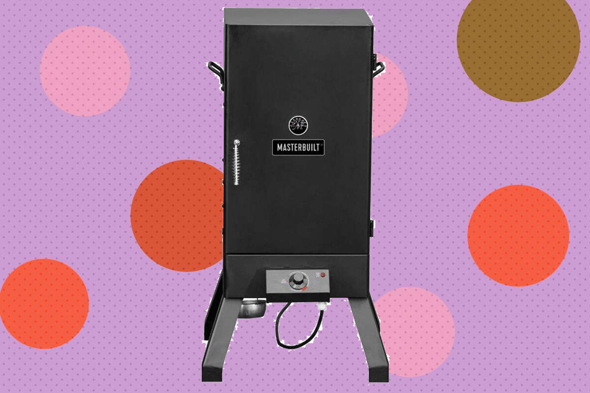 Masterbuilt analog electric smoker for $97