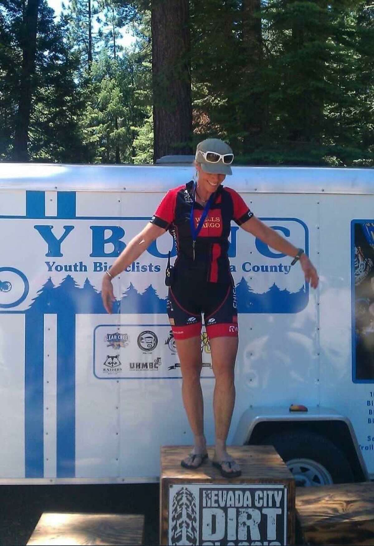 An undated photo of Leah Loken of Chico, who was killed by a bear while camping in Montana. After several days of searching, the bear was shot and killed.