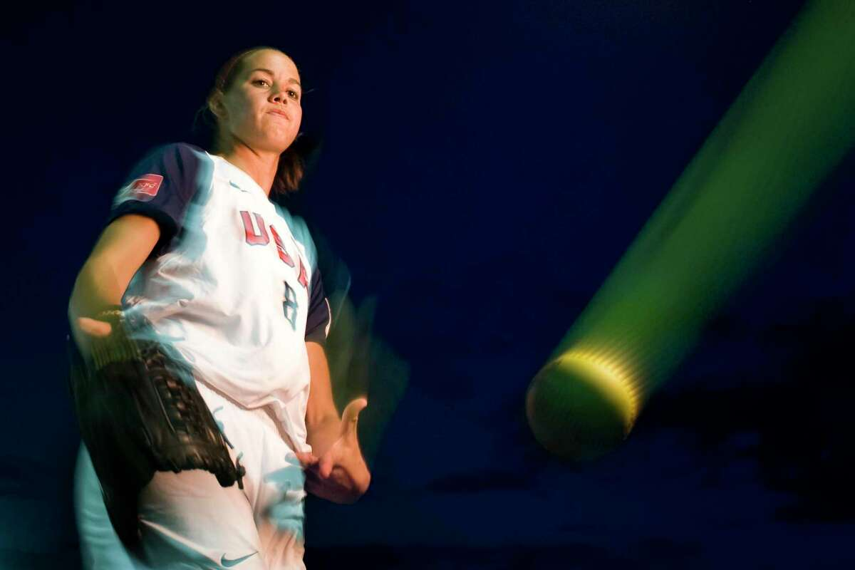 Cat Osterman was the picture of perfection in 2008.
