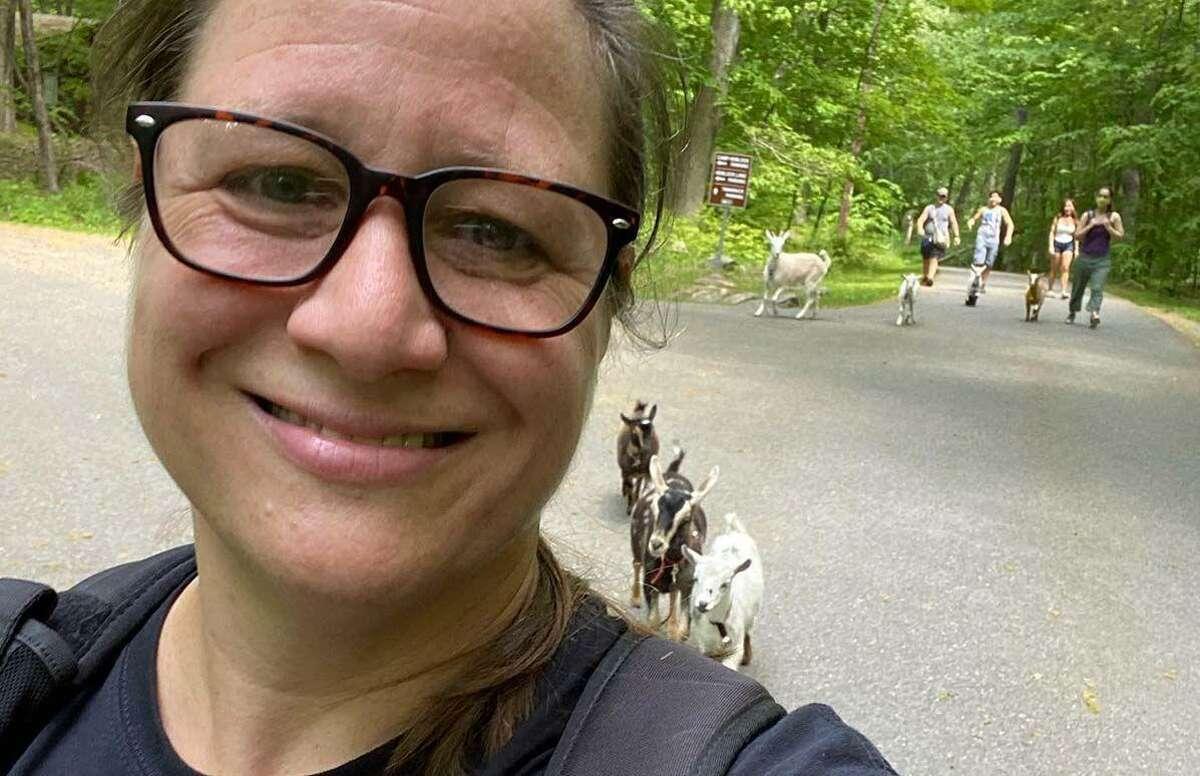 Kristen Sassano Gill, owner of Got Your Goat.