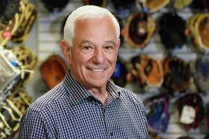 Bobby Valentine at Bobby Valentine's Sports Academy in Stamford in May. The former baseball player and manager is running for mayor of Stamford.
