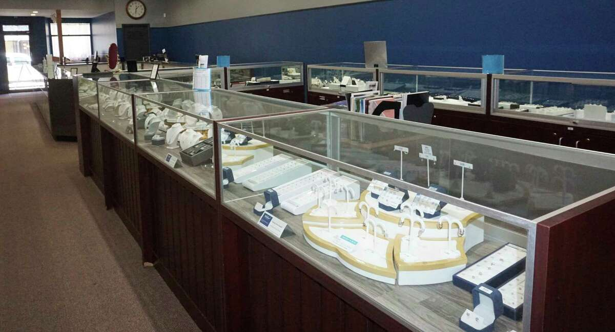 From rings, to necklaces, to bracelets and more, Rogers Jewelers has a wide range of all that sparkles and shines. (Pioneer photo/Joe Judd)