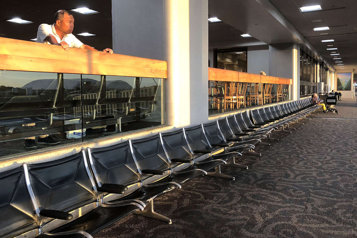File photo of Daniel K. Inouye International Airport.