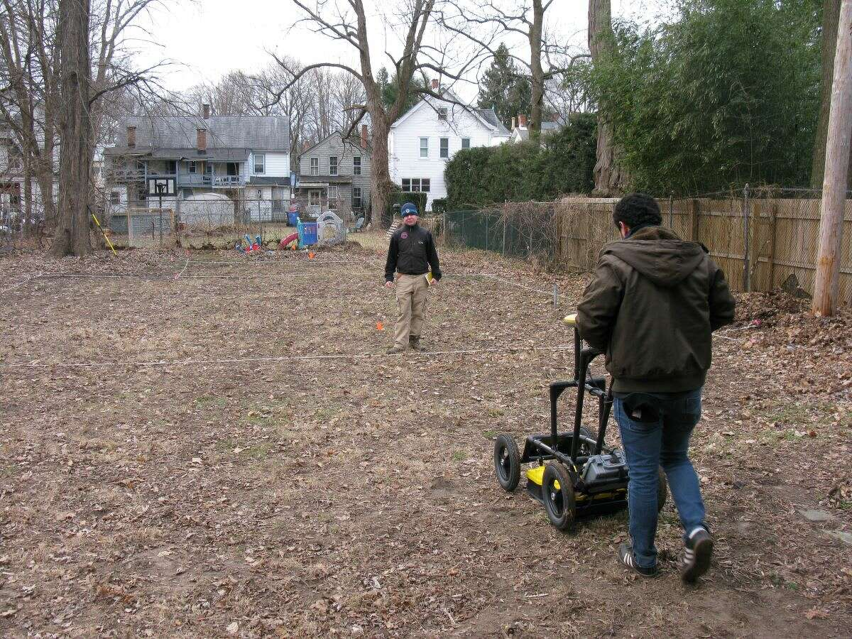 Over the next five years at the Pine Street African Burial Ground, students and faculty alike from SUNY New Paltz will conduct tests including more ground penetrating radar and DNA samplings to better understand the site.