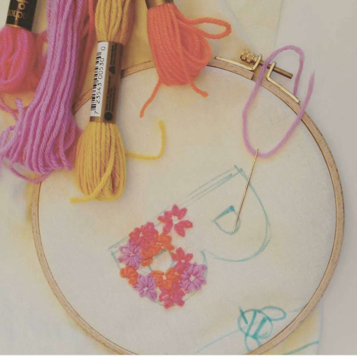 The Mather Homestead in Darien is welcoming New York Illustrator, Textile Designer, and Author Heather Ross for an embroidery workshop on Wednesday, July 28, at 4 p.m.
