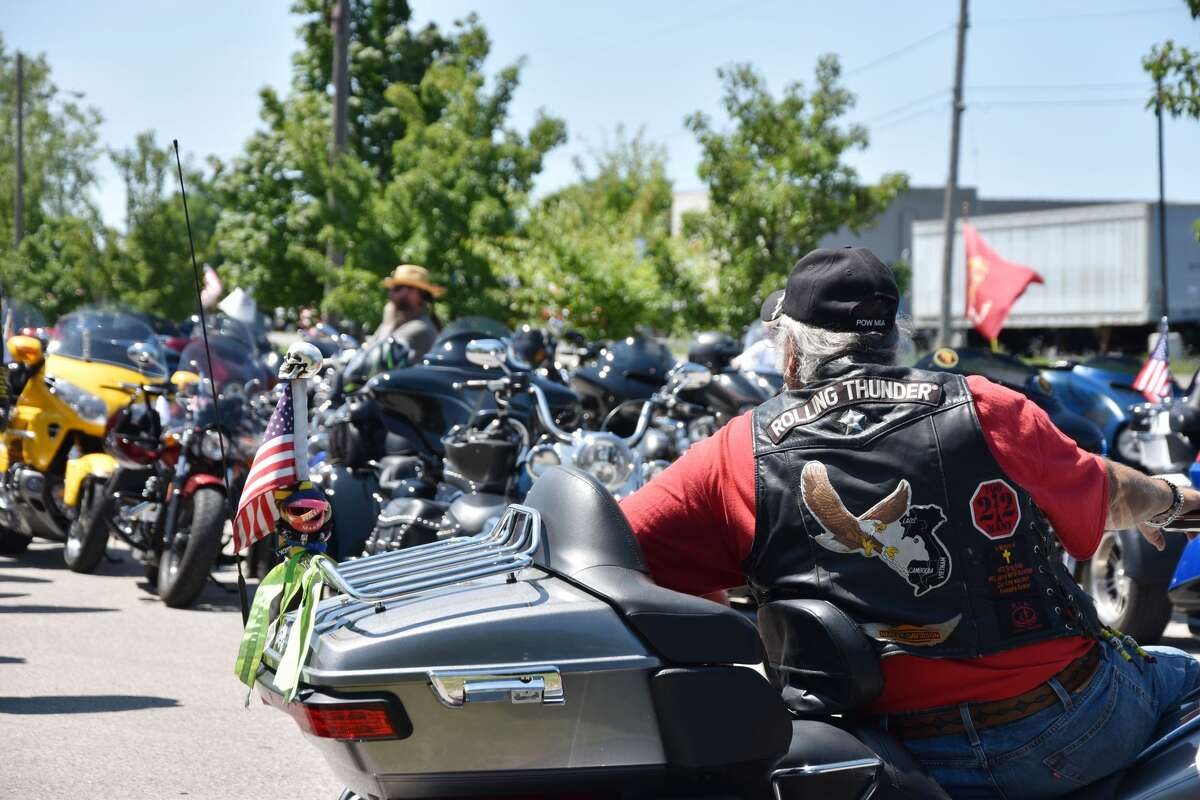 Rolling Thunder Michigan Chapter #1 is hosting the Thunder at the River event with all proceeds going to support veterans in Manistee County and throughout northwest lower Michigan.