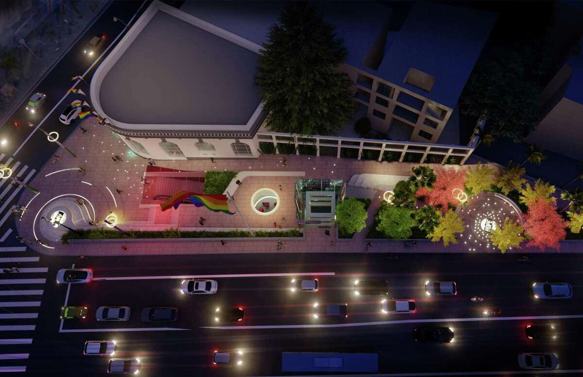 After years of setbacks, the Friends of Harvey Milk Plaza have released another redesign proposal that reimagines the space entirely.