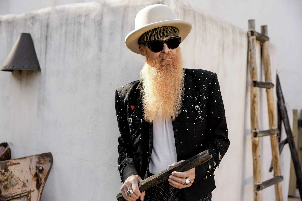 """Billy Gibbons of ZZ Top released his third solo album, """"Hardware,"""" in the summer of 2021."""