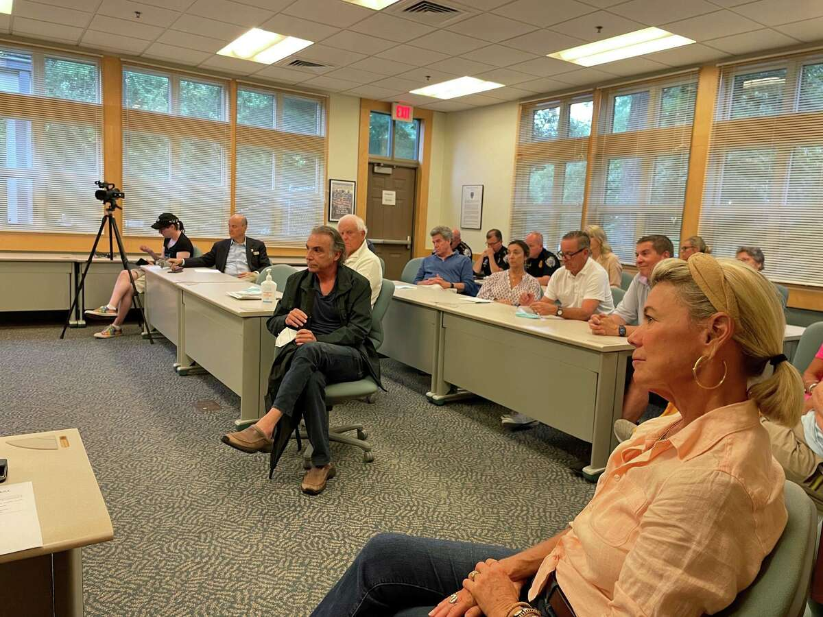 The Madison Police Commission listened to residents' concerns about local car thefts July 8.