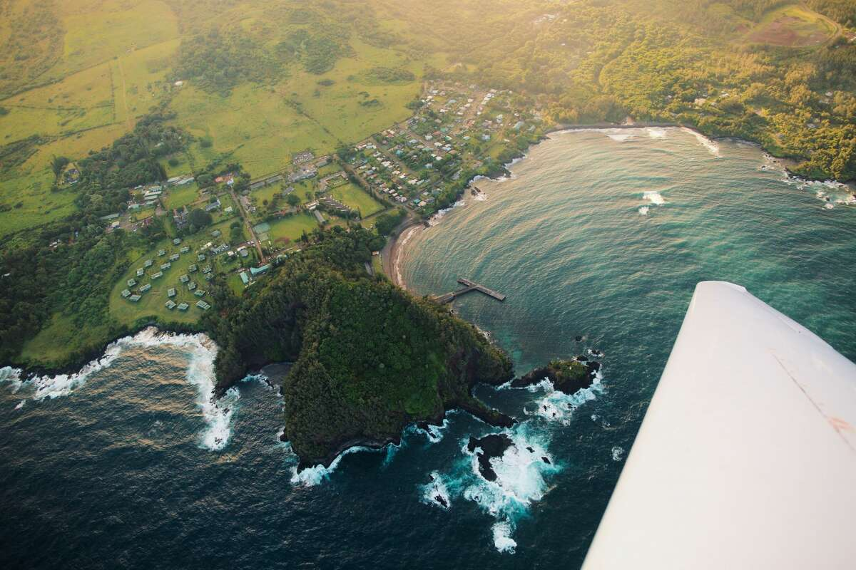 Don't want to get stuck in traffic on the highway to Hana? The Hana-Maui Resortis offering direct flights on a 10-passenger Cessna.