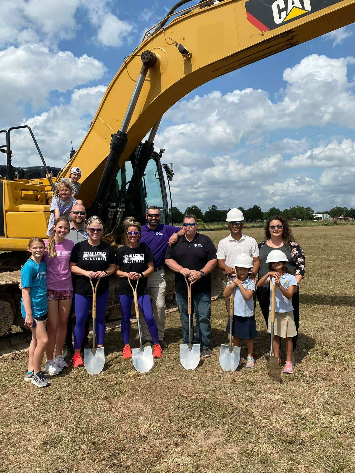Texas Legacy Volleyball Club is getting a new home late 2021 in the Element Sportsplex. The complex is expected to be completed by November and is tentatively scheduled to open later that month.