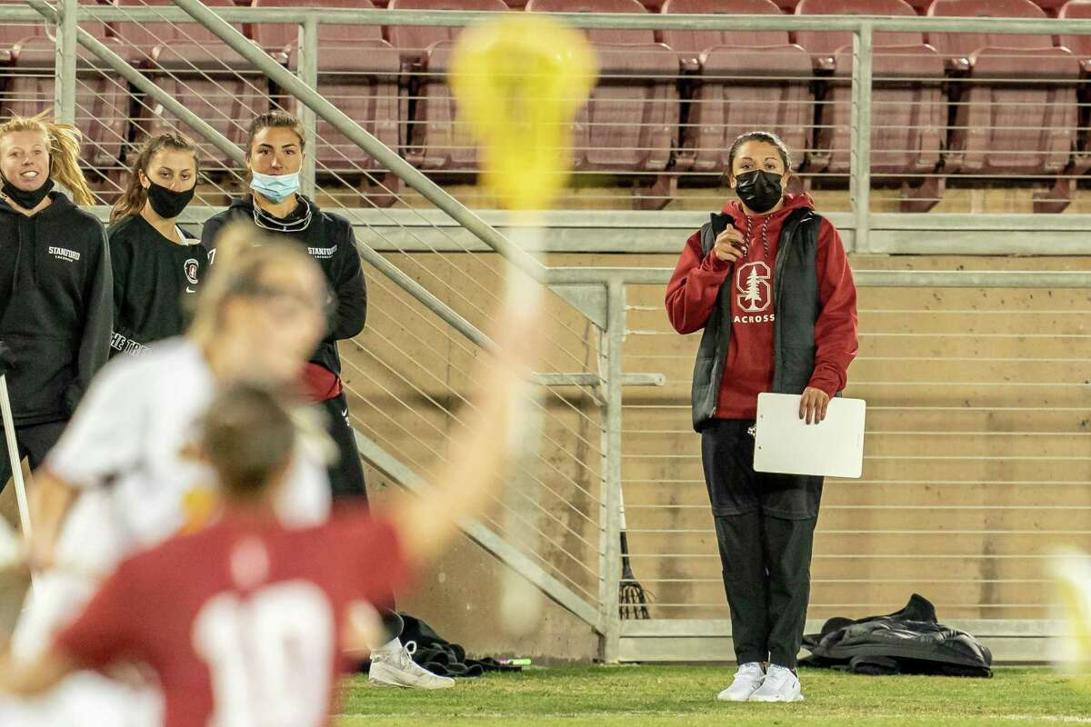 Nicole Flores, who served as an assistant coach at Stanford, has been named the head coach at VCU.
