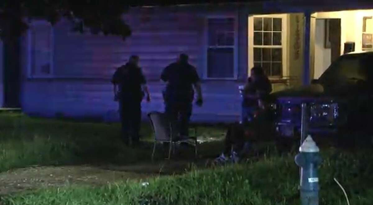Police investigating a fatal shooting early Saturday, July 10, in north Houston.