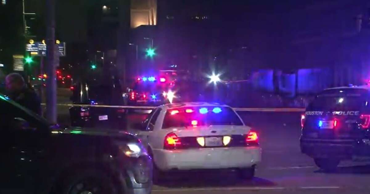 Police investigating a non-fatal shooting early Saturday, July10, at Spire Night Club in downtown Houston.