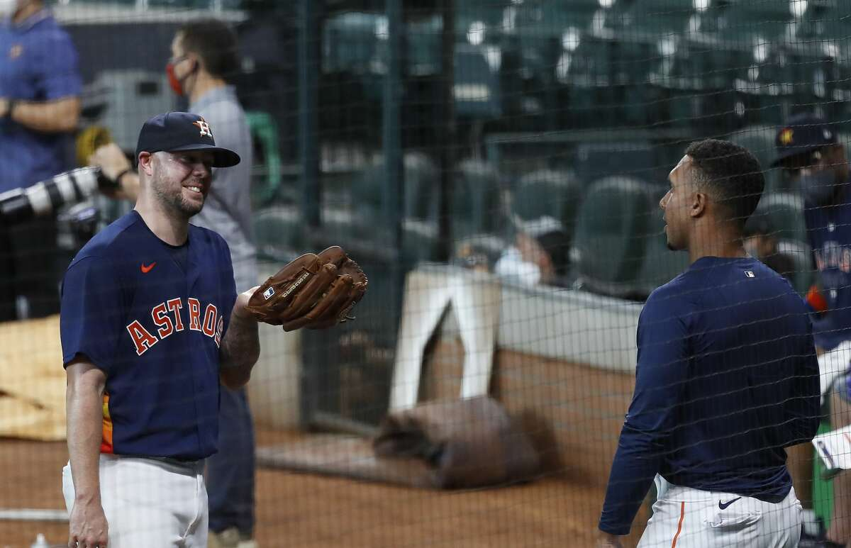 The Astros will have zero representation at next week's All-Star Game after Michael Brantley and Ryan Pressly announced Saturday they will also skip the exhibition game.