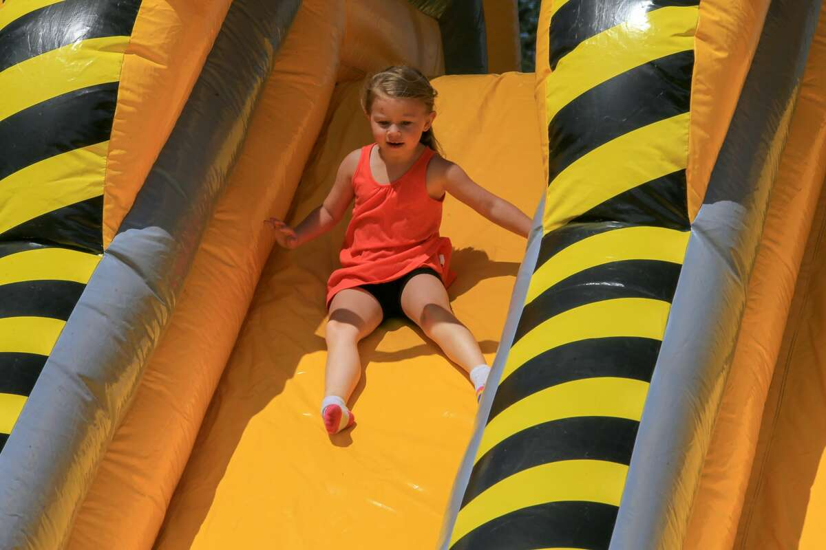 There were plenty of activities Saturday in Ubly during the annual Homecoming festival.