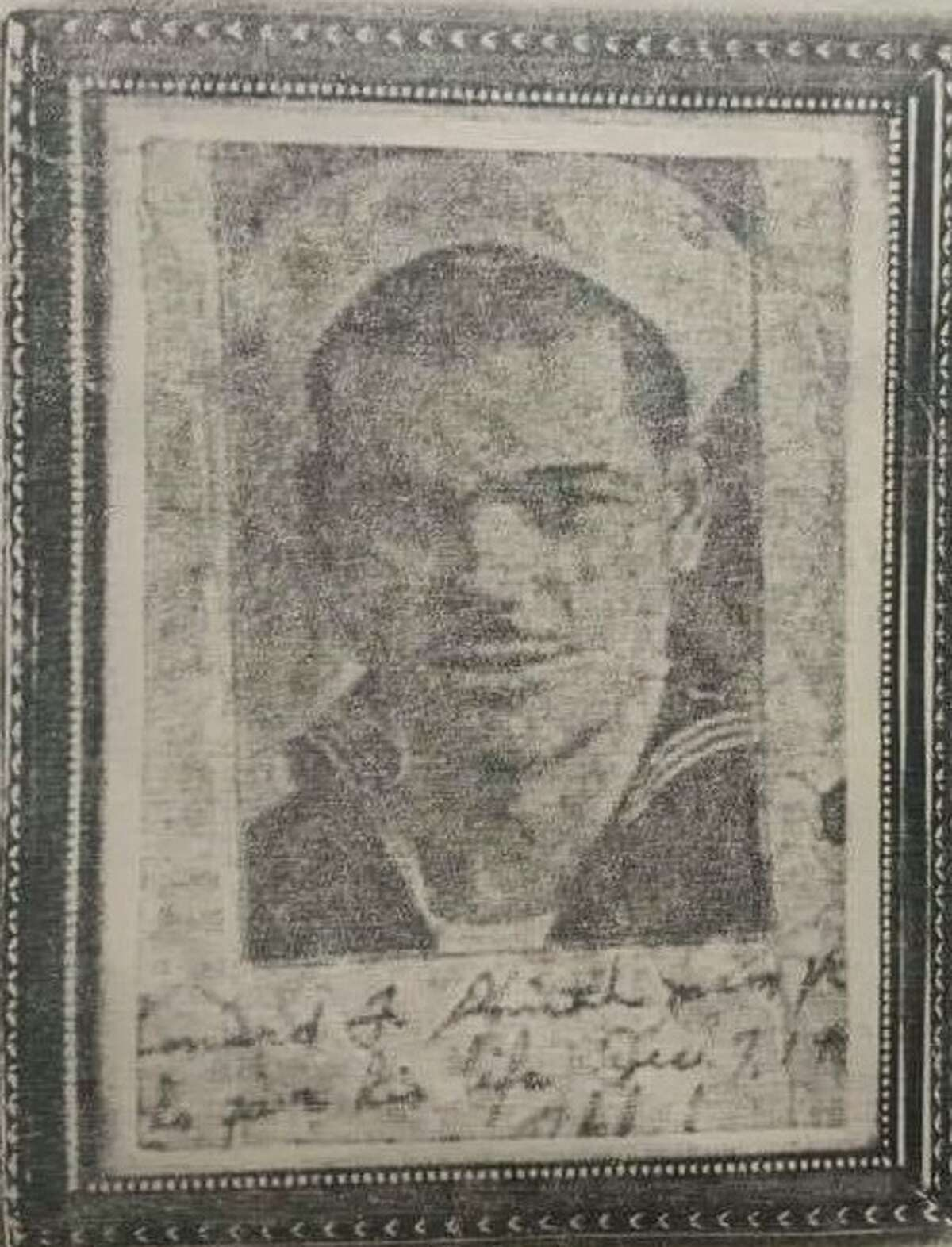 Petty officer Leonard Smith died on the USS Oklahoma during the attack on Pearl Harbor.