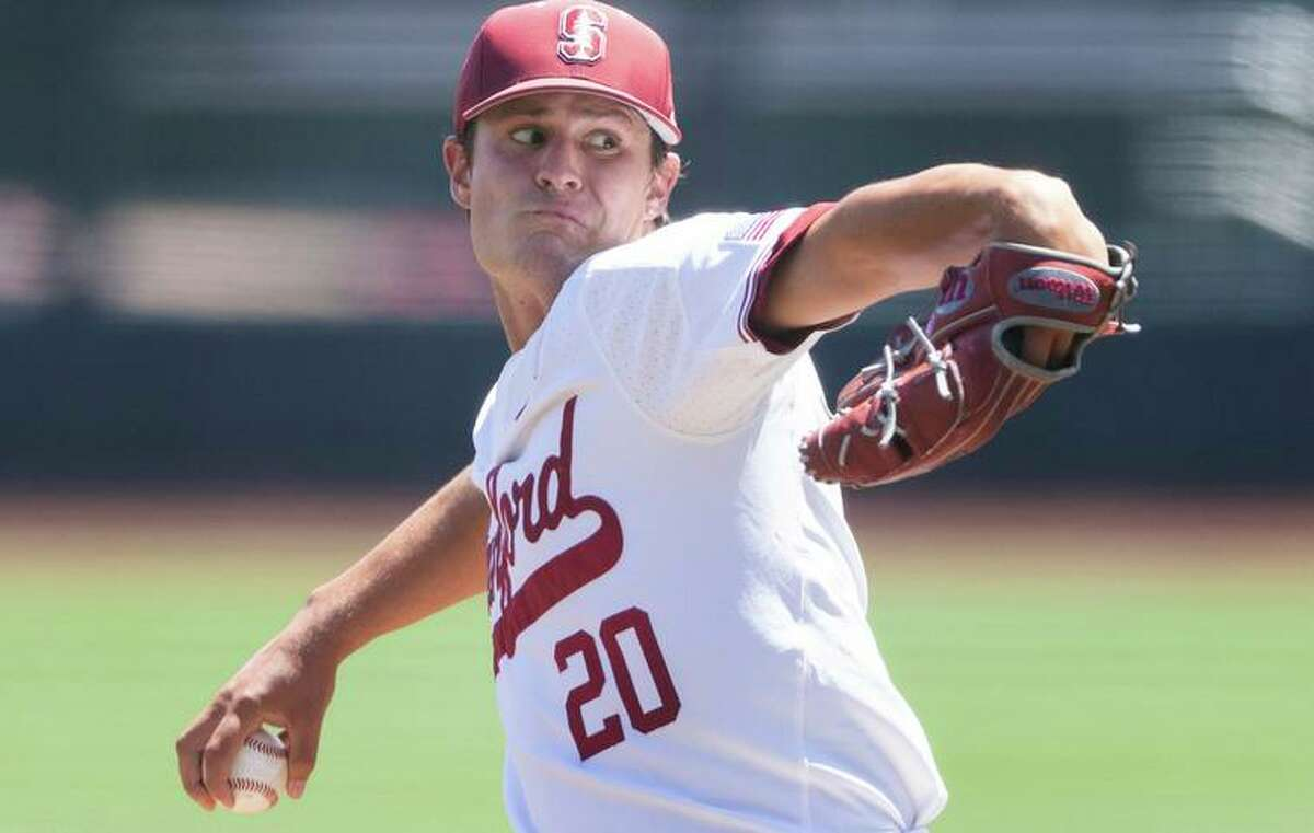Stanford's Brendan Beck struck out 37 batters in four postseason appearances for the Cardinal.