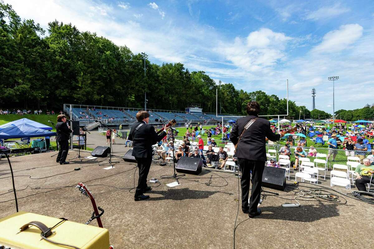 Scenes from the Fab 4 Music Festival at Nolan Field in Ansonia on Saturday, July 10 2021.