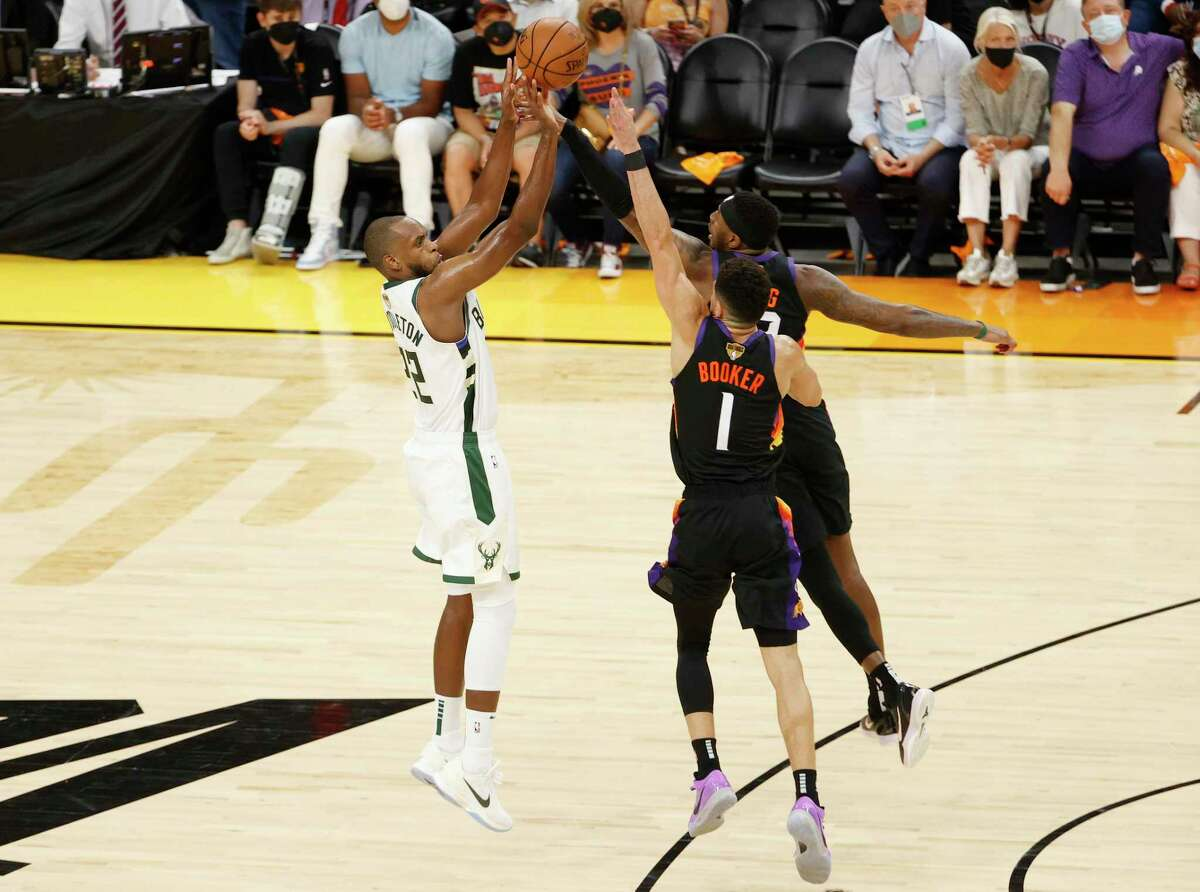 Few could've predicted during his time at A&M that Khris Middleton, who was mocked by one sports writer for turning pro early, someday would be a key to his team's hopes in the NBA Finals.