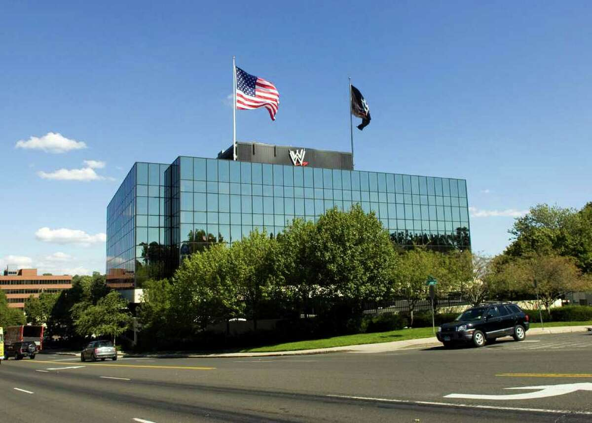 The World Wrestling Entertainment Headquarters in Stamford, CT Tuesday, September 14, 2010.